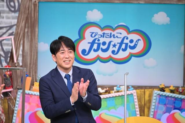 『ぴったんこカン・カン』最終回に出演する安住紳一郎アナウンサー(C)TBSの画像