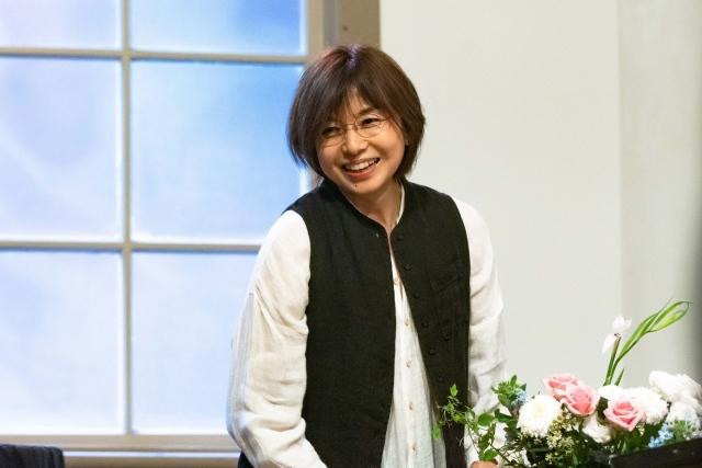 『正義の天秤』に初の牧師役で出演する山口智子(C)NHKの画像