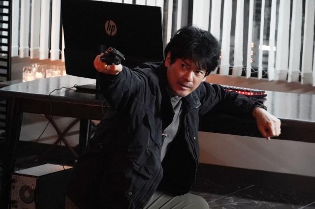 『ボイスII 110 緊急指令室』最終話に出演する唐沢寿明 (C)日本テレビの画像