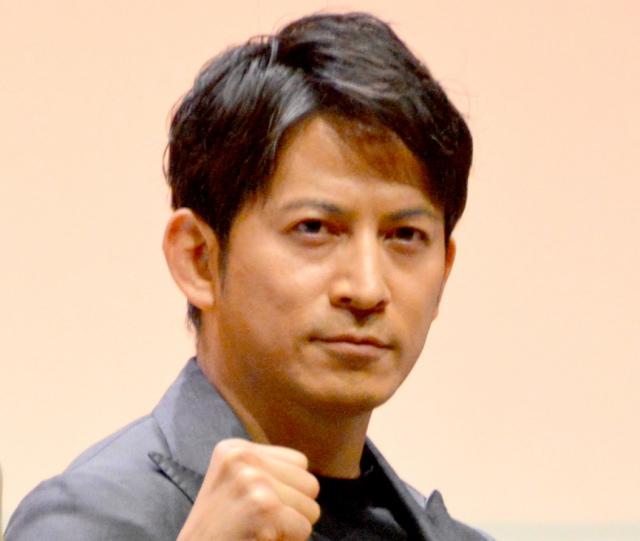 """武井壮に""""芸能界最強""""と称賛された岡田准一 (C)ORICON NewS inc.の画像"""