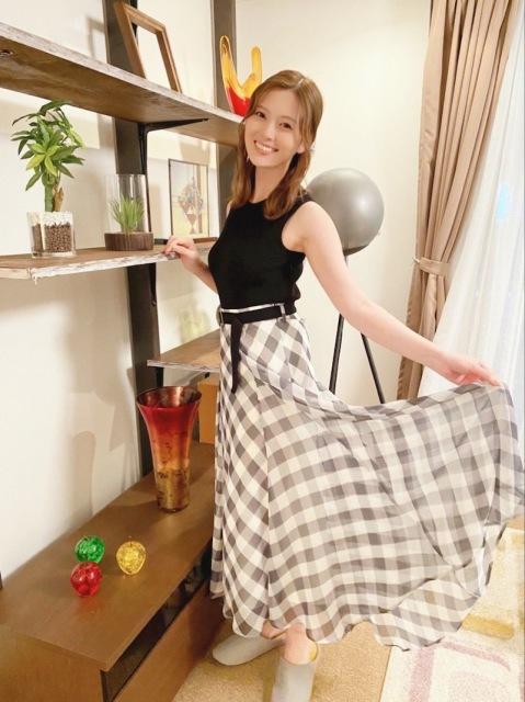 白石麻衣=テレビ朝日系ドラマ『漂着者』公式ブログよりの画像