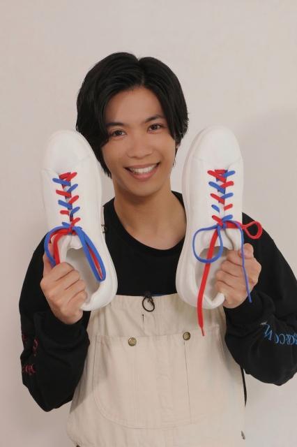 『ZIP!』内のコーナー『解決! King & Prince』に登場する神宮寺勇太 (C)日本テレビの画像