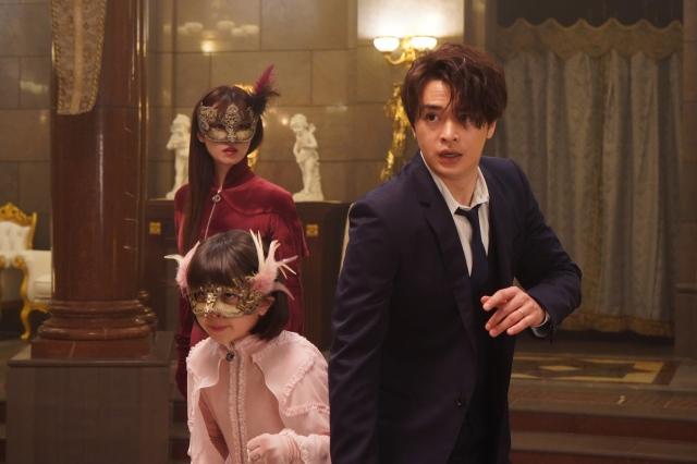 『劇場版 ルパンの娘』(10月15日公開)(C)横関大/講談社 (C)2021「劇場版 ルパンの娘」製作委員会の画像