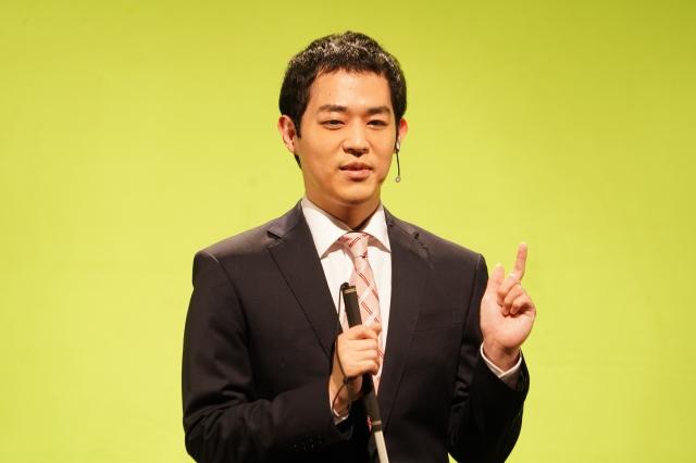 『恋です!~ヤンキー君と白杖ガール』に出演する濱田祐太郎(C)日本テレビの画像