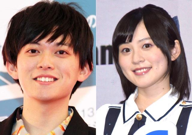 (左から)松丸亮吾、中島由貴 (C)ORICON NewS inc.の画像