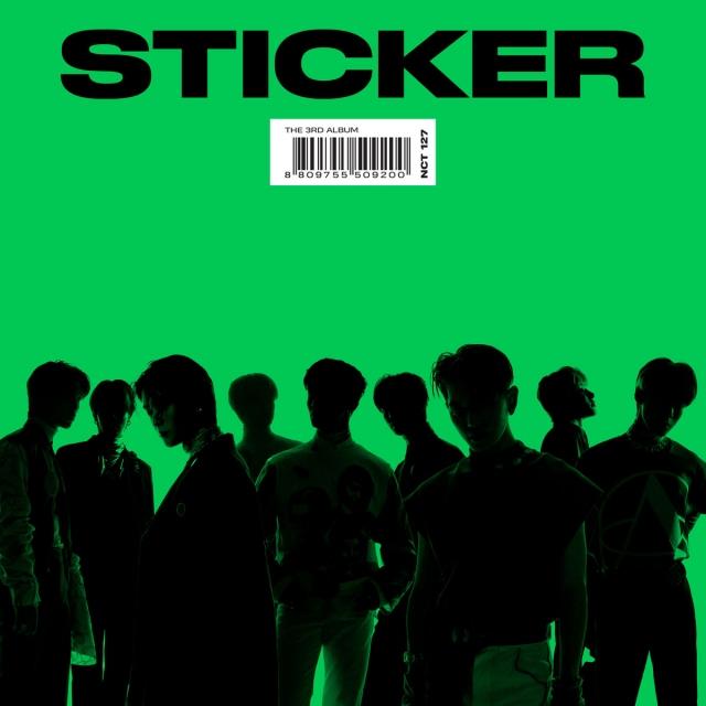 NCT 127『Sticker: NCT 127 Vol.3』(輸入盤/9月25日発売)の画像