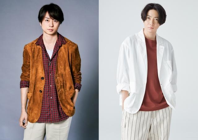 嵐・櫻井翔と相葉雅紀(右)が同時に結婚を発表の画像
