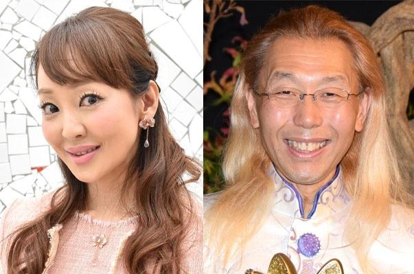 (左から)神田うの、假屋崎省吾氏 (C)ORICON NewS inc.の画像