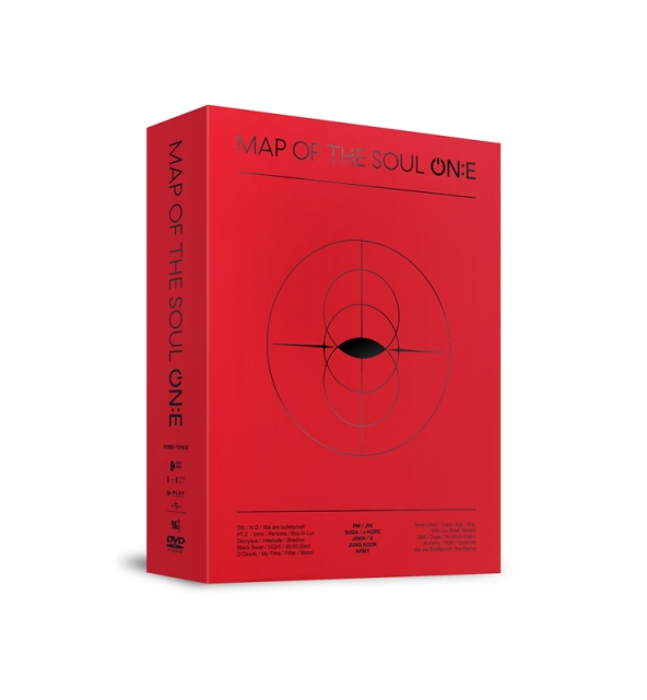 BTS『BTS MAP OF THE SOUL ONE』(BIGHIT MUSIC/9月23日発売) (P)&(C)BIGHIT MUSICの画像
