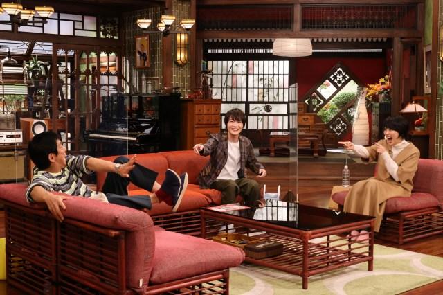 10月1日放送のバラエティー特番『さんまのまんま秋SP』(C)カンテレの画像