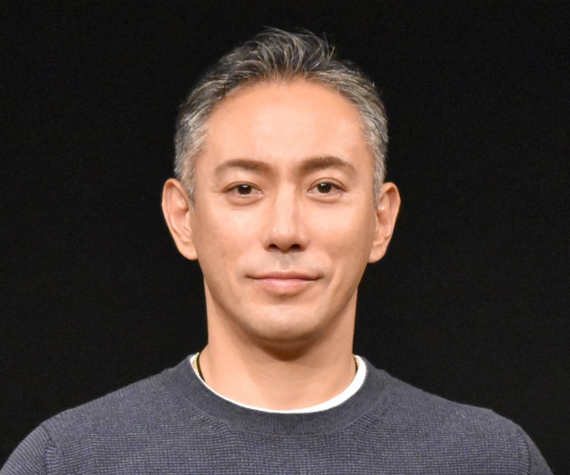 環境問題への意識について語った市川海老蔵 (C)ORICON NewS inc.の画像