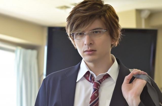 NHKよるドラ『古見さんは、コミュ症です。』に出演する城田優 (C)NHKの画像