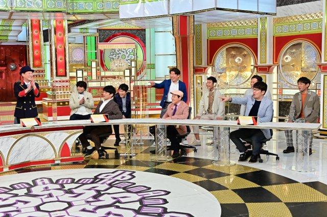 10月1日の『中居正広の金曜日のスマイルたちへ』は「太田プロ大集合SP!」を放送(C)TBSの画像