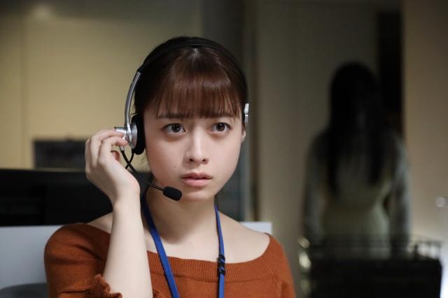 『土曜プレミアム ほんとにあった怖い話2021特別編』に橋本環奈が出演(C)フジテレビの画像
