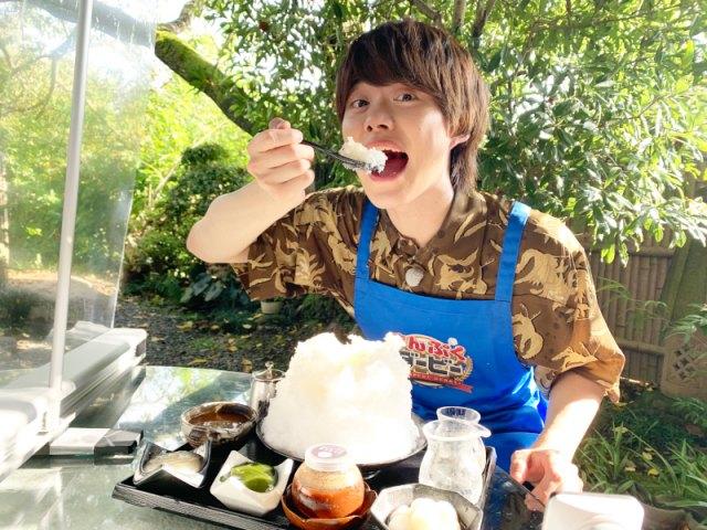 『まんぷくダービー』に出演するなにわ男子・大橋和也 (C)TBSの画像