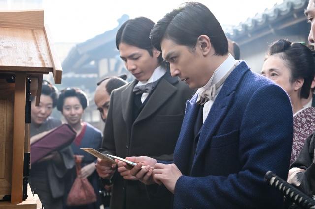 『青天を衝け』第29回「栄一、改正する」より(C)NHKの画像