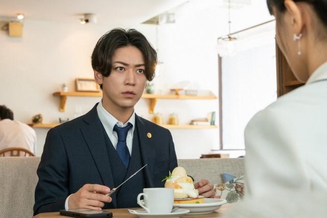 『正義の天秤』第2話より(C)NHKの画像