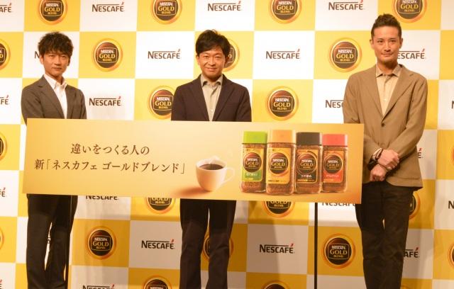 地域活性化に意欲を見せたTOKIO(左から)国分太一、城島茂、松岡昌宏 (C)ORICON NewS inc.の画像