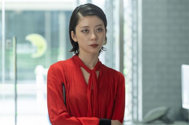 『群青領域』で地上波ドラマ初出演を果たすSUMIRE(C)NHKの画像