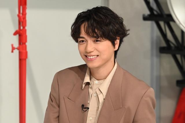 新番組『おしゃれクリップ』に出演する山崎育三郎 (C)日本テレビの画像