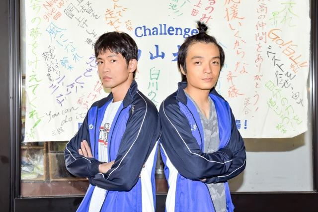 金曜ドラマ『最愛』に出演する(左から)松下洸平、奥山天音 (C)TBSの画像