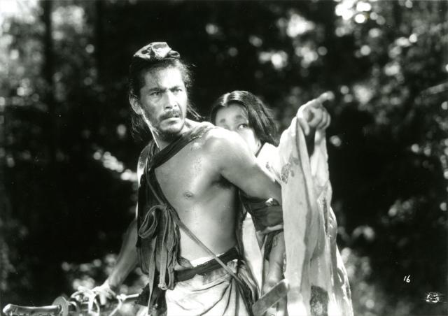 黒澤明監督『羅生門』WOWOWシネマで10月2日午前10時15分から放送(C)KADOKAWA 1950の画像