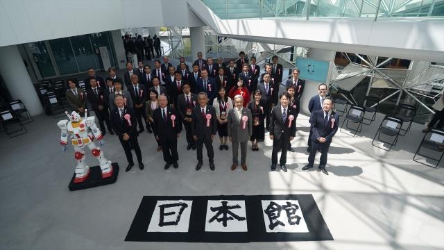 「2020年ドバイ国際博覧会」開幕、日本館もオープンの画像