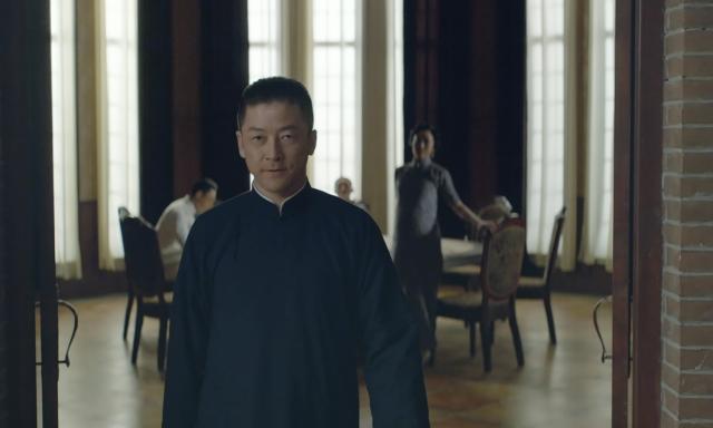 浅野忠信が出演する中国映画『ワンス・アポン・ア・タイム・イン・上海』(10月22日より順次公開)の画像