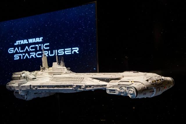 「スター・ウォーズ:ギャラクティック・スタークルーザー」ウォルト・ディズニー・ワールド・リゾートに2022年3月11日オープン (C)Disney (C) & TM Lucasfilm, Ltd.の画像