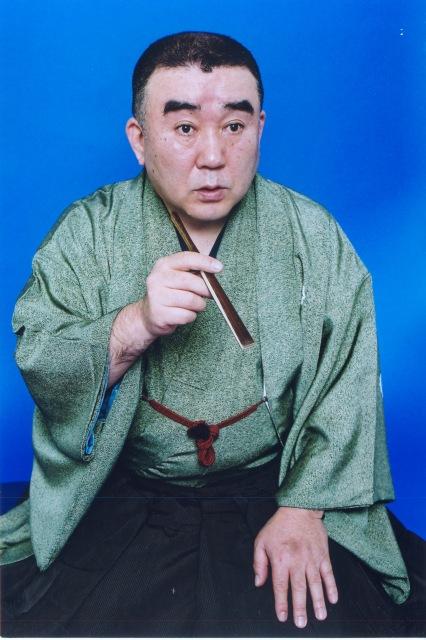 落語家・三遊亭栄馬さんの画像