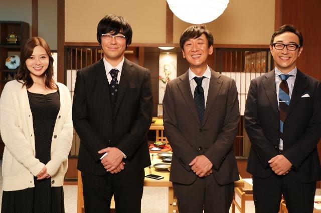 『東京03とスタア』に白石麻衣が登場(C)日本テレビの画像