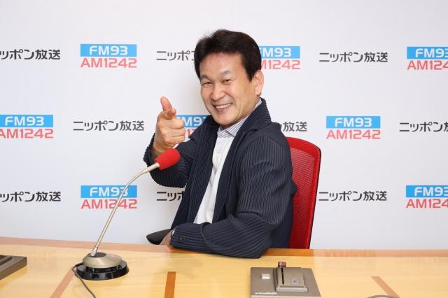 辛坊治郎が『辛坊治郎ズーム そこまで言うか!』にレギュラー復帰(C)ニッポン放送の画像