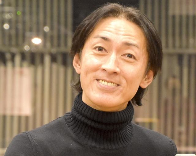 新レーベル「YOSHIMOTO UNIVERSAL TUNES.」第1弾を飾るナインティナイン矢部浩之 (C)ORICON NewS inc.の画像