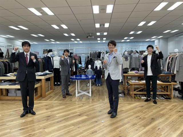 『ヒルナンデス!』の『ファションセンス格付けバトル 〜男性アナSP〜』で男性アナウンサー4人が参戦 (C)日本テレビの画像