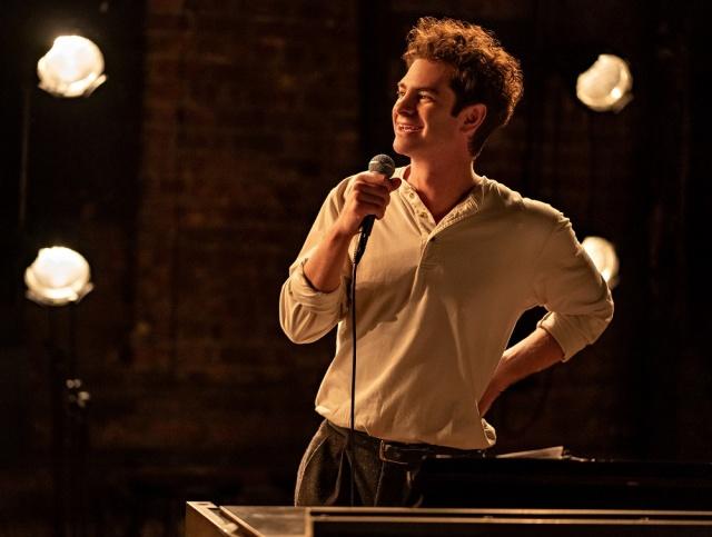 """アンドリュー・ガーフィールドが""""夢""""と""""希望""""を歌うミュージカル映画『tick, tick...BOOM!:チック、チック…ブーン!』11月19日よりNetflixで独占配信の画像"""