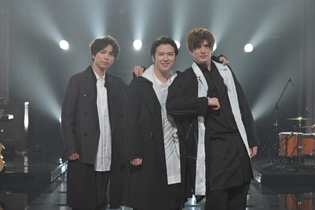 17日放送のNHK BSプレミアムの音楽番組『The Covers』に出演するIMY(C)NHKの画像
