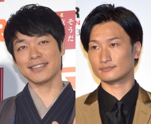 (左から)川島明、山添寛 (C)ORICON NewS inc.の画像