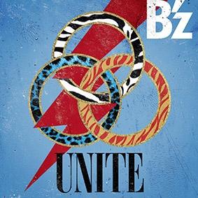 B'z「UNITE」(ビーイング/10月1日配信開始)の画像