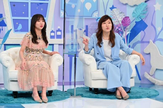 『キョコロヒー』の枠昇格後の初回放送より (C)テレビ朝日の画像