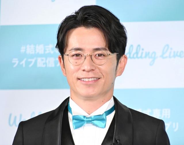結婚の予定について答えたオリエンタルラジオ・藤森慎吾 (C)ORICON NewS inc.の画像