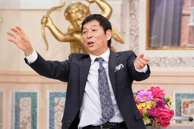 10日放送『行列のできる相談所 3時間スペシャル』に出演する明石家さんま (C)日本テレビの画像