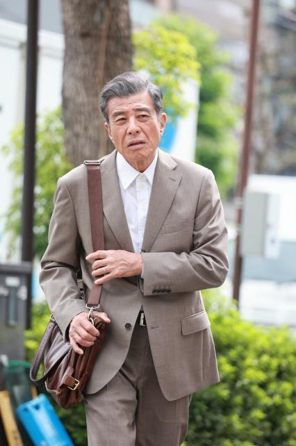 『生きて、ふたたび 保護司・深谷善輔』で主演を務める舘ひろし(C)NHKの画像