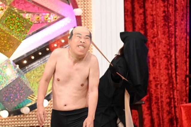 7日放送『ぐるぐるナインティナイン2時間SP』に出演するナインティナイン・岡村隆史 (C)日本テレビの画像