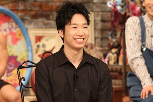 7日放送のバラエティー『アウト×デラックス』に出演する水谷隼(C)フジテレビの画像