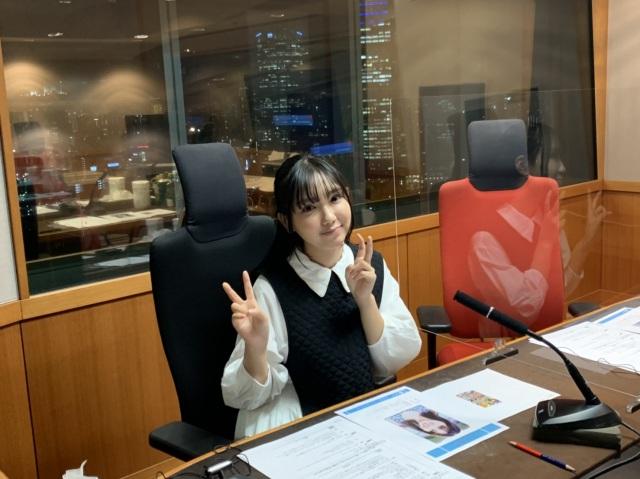 MBSラジオ『アッパレやってまーす!水曜日』にレギュラー出演することが決定した沢口愛華の画像