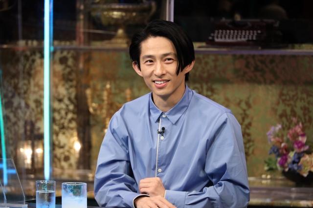 8日放送『人志松本の酒のツマミになる話』に出演するV6・三宅健 (C)フジテレビの画像