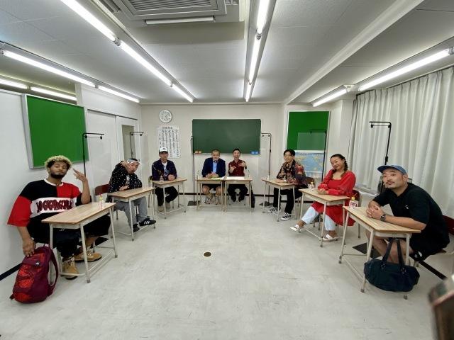 TOKYO MX『激闘!ラップ甲子園への道』放送がスタートの画像