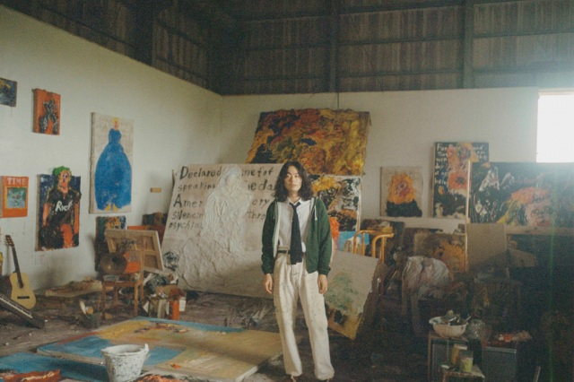 日曜劇場『日本沈没―希望のひと―』主題歌を担当する菅田将暉の画像