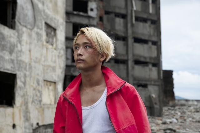 佐藤寛太(劇団EXILE)主演、映画『軍艦少年』(12月10日公開) (C)2021『軍艦少年』製作委員会の画像