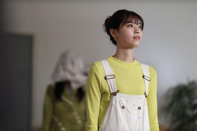 西野七瀬主演『言霊荘』第1話から衝撃カットが到着 (C)テレビ朝日の画像